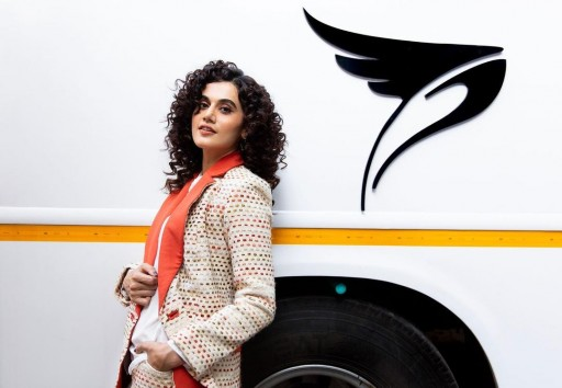 Adorable and stunning Taapsee Pannu's photos